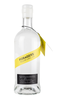 Foragers Yellow Label Gin - 42% 70cl