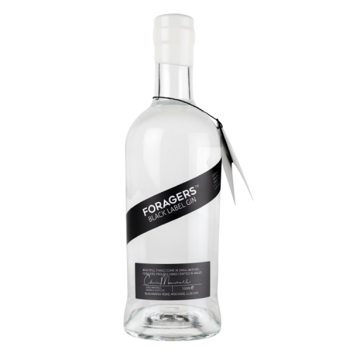 Forager's Black Label Gin - 46% 70cl