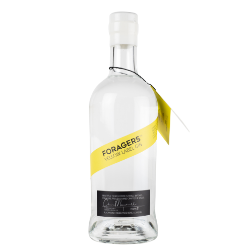 Forager's Yellow Label Gin - 42% 70cl